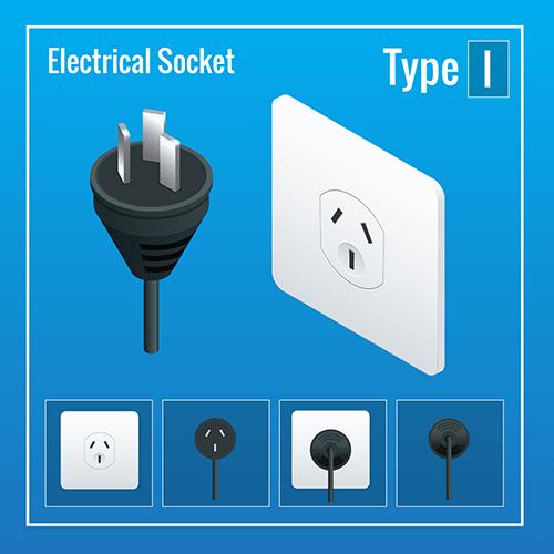 fiji power-plug-socket-type-I