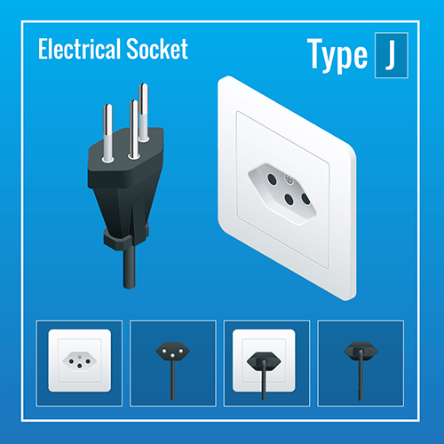 Madagascar power-plug-socket-type-J